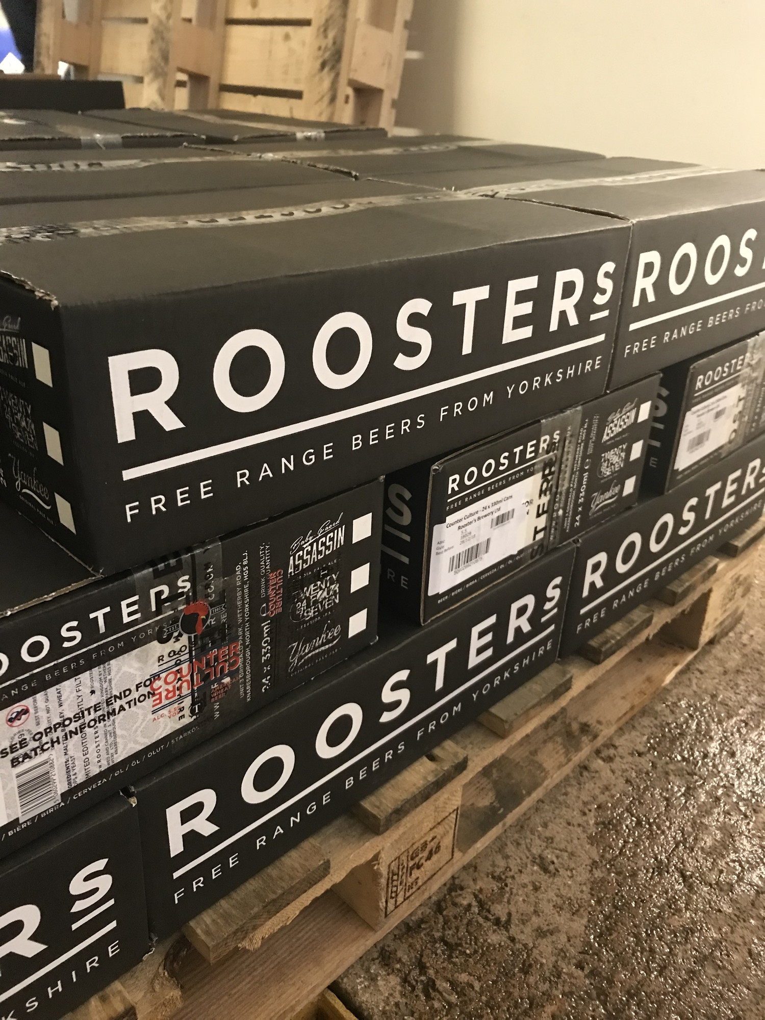 Roosters cases